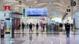 Mobotix Solutions Istanbul Airport